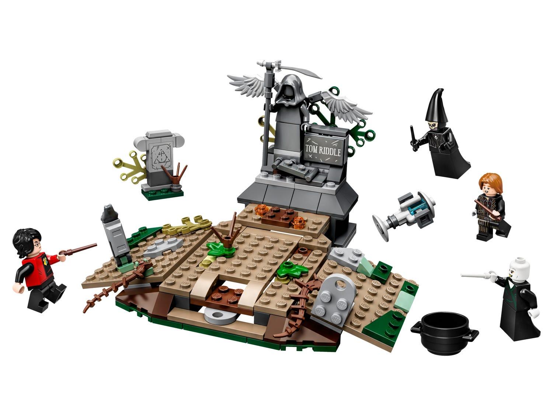 Rise or Voldemort Harry Potter LEGO set